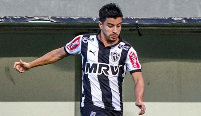 Passagem de Cárdenas pelo Galo, em 2015, não foi boa - Foto: Bruno Cantini l Atlético-MG