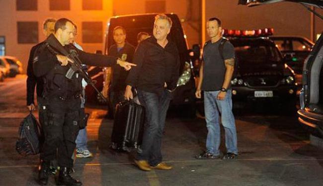 Carlinhos Cachoeira estava preso em Bangu 8 com Fernando Cavendish, Adir Assad e Marcelo Abbud - Foto: Arquivo | Fernando Frazão | Agência Brasil