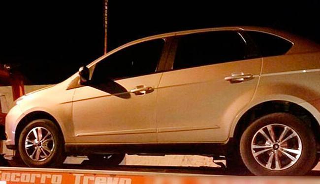 Veículo dirigido pelo padre foi apreendido - Foto: Divulgação | Polícia Militar