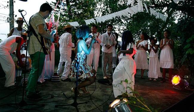 Programação cultural teve música, dança e capoeira - Foto: Mila Cordeiro l Ag. A TARDE