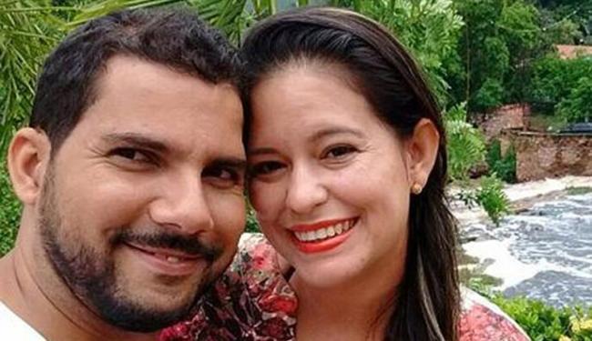 Cássio Almeida e Ienata Rios estavam juntos há três anos - Foto: Reprodução l Facebook