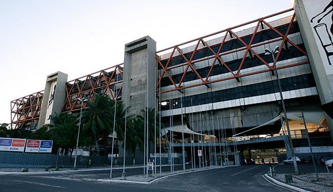 Centro de Convenções reformado deve ser entregue até 2/11 - Foto: Margarida Neide l Ag. A TARDE l 25.2.2016