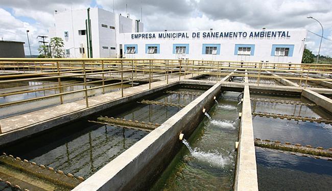 Centro de tratamento: crise teve início em outubro - Foto: Joá Souza l Ag. A TARDE l 2.3.2012