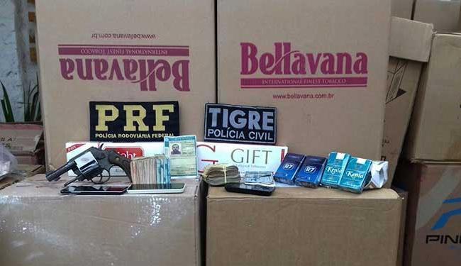 O faturamento de uma das quadrilhas chegava a mais de R$ 1 milhão em ano - Foto: MPE-AL   Divulgação