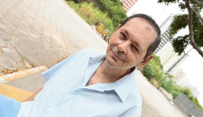 Clodoaldo foi funcionário do A TARDE - Foto: Mila Cordeiro | | Ag. A TARDE | 01.04.2013