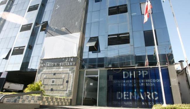 Sirleir prestou depoimento durante toda a tarde na DHPP - Foto: Joá Souza | Ag. A TARDE