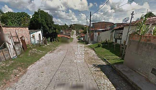 Crime ocorreu rua da Bélgica, na cidade de Dias d' Ávila - Foto: Reprodução | Google Street View