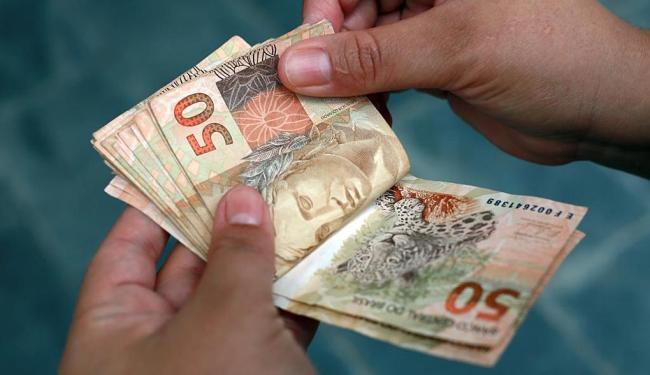 Nova meta fiscal para o ano que vem prevê um rombo de R$ 139 bilhões - Foto: Joá Souza | Ag. A TARDE