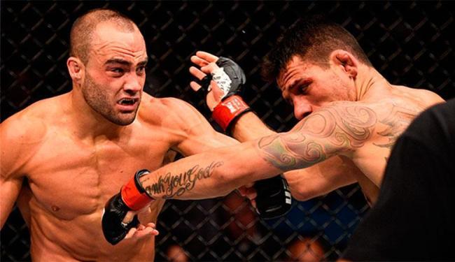 O País não ficava sem um campeão em vigor no UFC desde outubro de 2006 - Foto: Divulgação | UFC