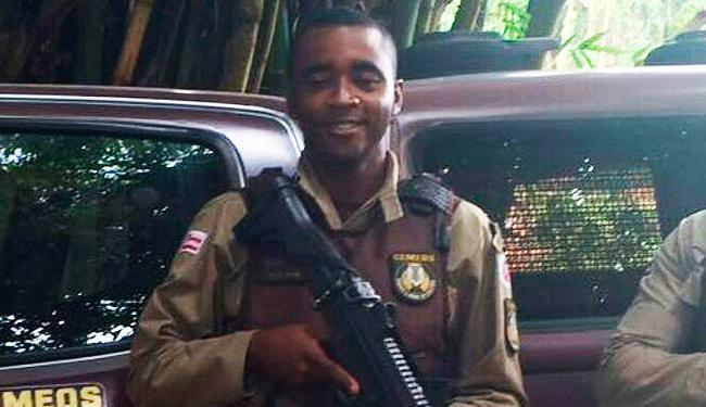 Éder Ricardo Cardoso de Oliveira, 39 anos, foi baleado em Cajazeiras - Foto: Reprodução