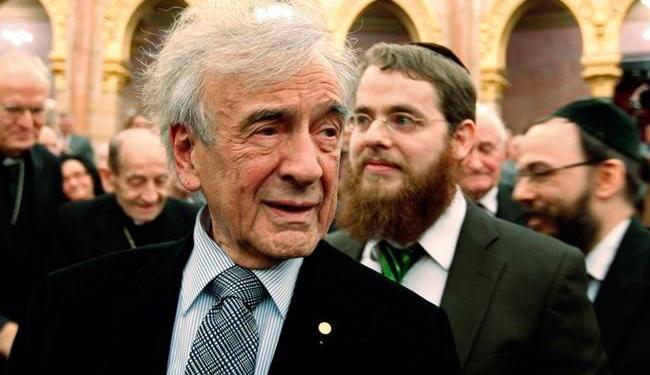 Elie Wiesel - Foto: Reuters