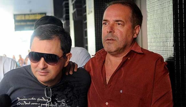 Mauro Londero Hoffmann (esquerda) é um dos acusados - Foto: Wilson Dias | Agência Brasil
