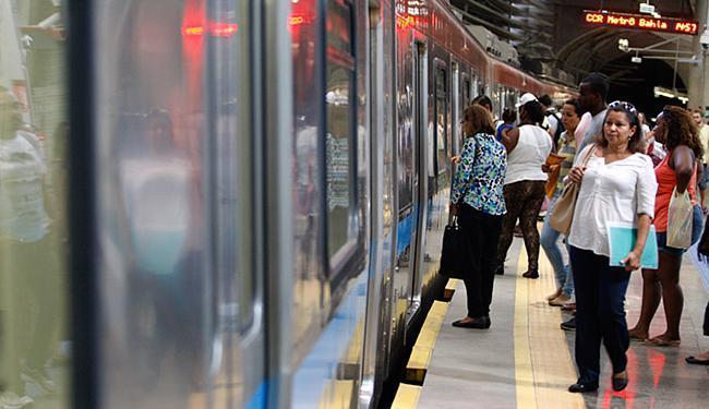 A ação será realizada na estação do bairro de Pirajá - Foto: Joá Souza l Ag. A TARDE
