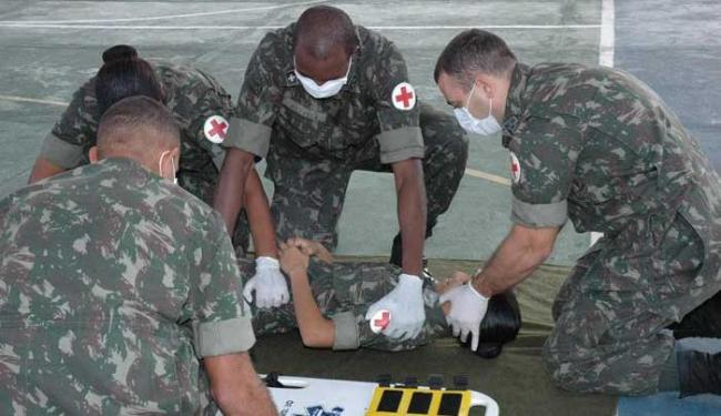 Exército e Aeronáutica possuem quatro certames com inscrições abertas - Foto: Exército   Divulgação