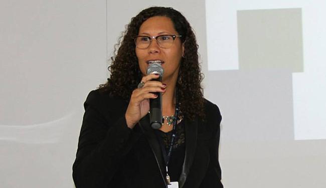 Fabya dos Reis Santos, 43 anos, é mestre em sociologia e doutora em ciências sociais - Foto: Divulgação l Sepromi l Ascom