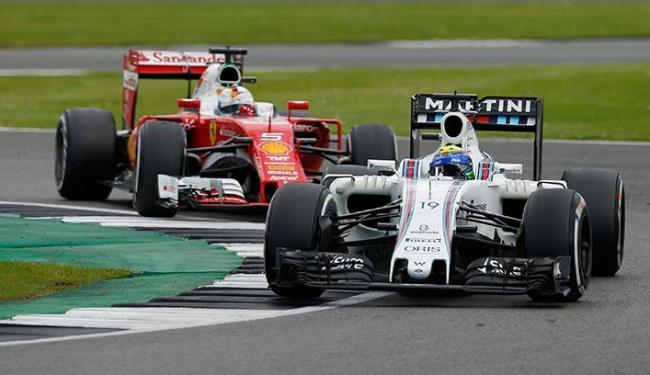 Massa não tem feito uma boa temporada até aqui. Ele ocupa o nono lugar na classificação geral, com 3 - Foto: Andrew Boyers Livepic | Ag. Reuters