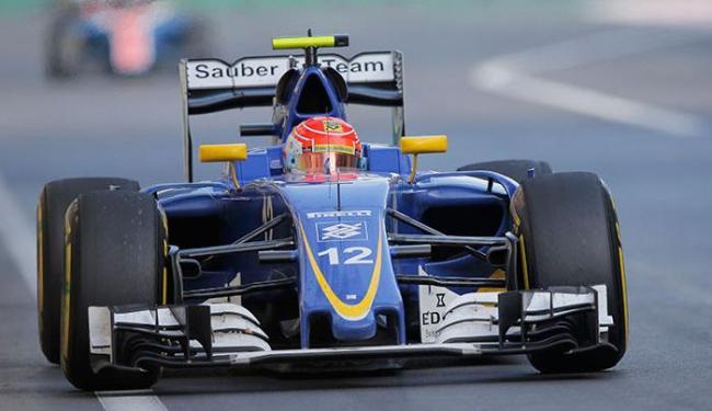 A Sauber ainda não somou nenhum ponto neste Mundial de F1 - Foto: Maxim Shemetov   Ag. Reuters