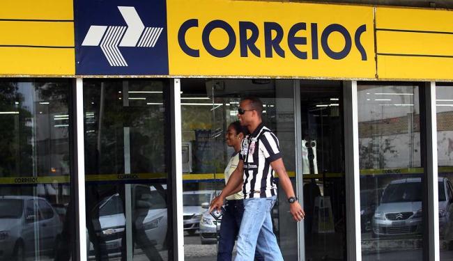 Correios veem a renovação do contrato com o BB como uma oportunidade de injetar dinheiro - Foto: Lúcio Távora | Ag. A TARDE