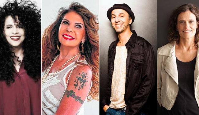 Quarteto vai cantar músicas de Gonzaguinha - Foto: Divulgação