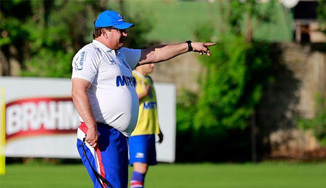 Guto soma no Bahia dois triunfos, um empate e duas derrotas - Foto: Felipe Oliveira l EC Bahia