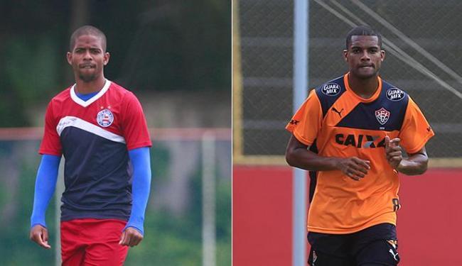 No Tricolor, Hayner foi colocado à disposição; Leão busca rescindir contrato de Maicon Silva - Foto: Edilson Lima e Joá Souza | Ag. A TARDE