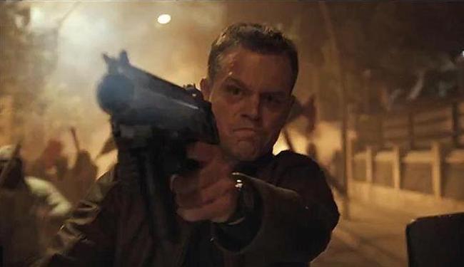 Matt Damon volta à interpretar Jason Bourne após nove anos - Foto: Divulgação