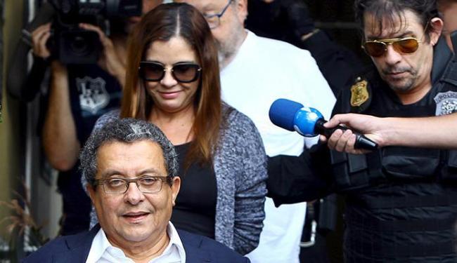 João Santana e a mulher, Mônica Moura, foram interrogados pelo juiz Sérgio Moro - Foto: Rodolfo Buhrer | Reuters | 23.2.2016