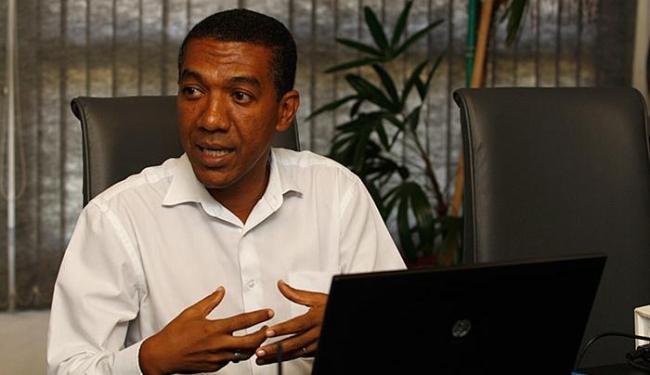 Leomar Borges, da Semur, falou do plano de trabalho - Foto: Mila Cordeiro l Ag. A TARDE
