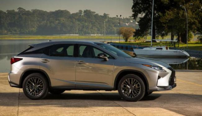 Lexus chega em duas versões - Foto: Lexus