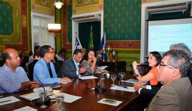 Vereadores acompanharam a apresentação da Louos de Salvador - Foto: César Rasec | Câmara Municipal de Salvador
