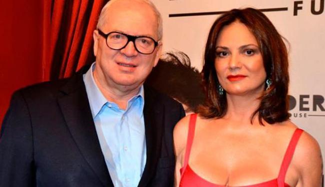 Luiza Brunet acusou o marido de agressão - Foto: Divulgação