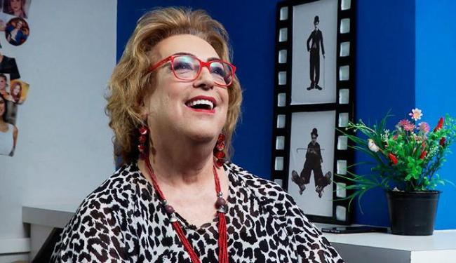 Mamma é interpretada pelo ator Luis Henrique - Foto: Divulgação