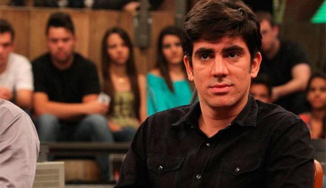 Essa é a segunda vez que o ator é flagrado com outra mulher - Foto: TV Globo   Divulgação