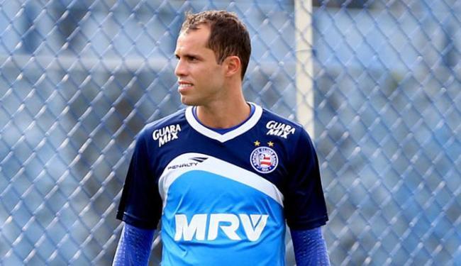 Inter deve inscrever Lomba como novo jogador do time até esta sexta-feira - Foto: Felipe Oliveira l EC Bahia