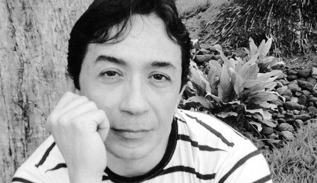 Marcus Vinícius ganhou prêmio na Academia de Letras da Bahia com o livro - Foto: Divulgação