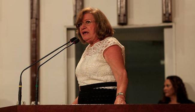 Maria Del Carmem é deputada estadual - Foto: Adilton Venegoreles | Ag. A TARDE