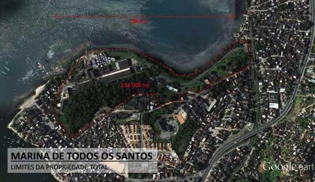 Complexo terá marina, área residencial e escola náutica - Foto: Reprodução