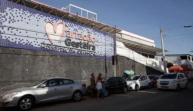 Na instituição sem fins lucrativos, localizada no Tororó, são atendidas 22 mil crianças em cada mês - Foto: Adilton Venegeroles l Ag. A TARDE