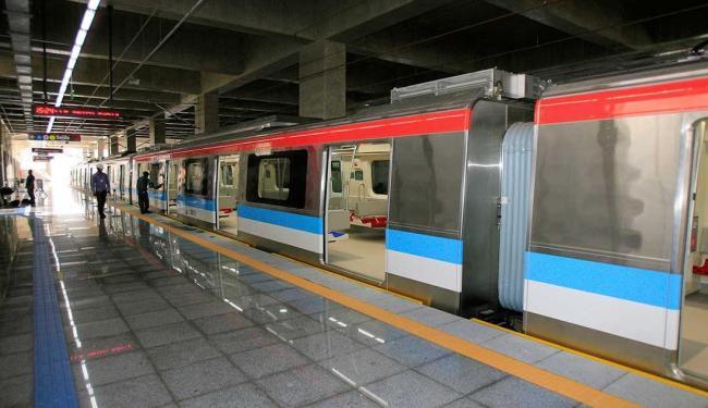 O tramo 3 terá 5,5 quilômetros de extensão e mais duas estações - Foto: Luciano da Matta   Ag. A TARDE