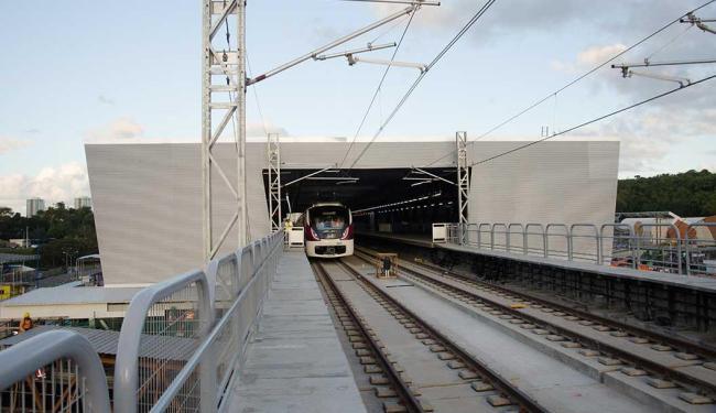 Estação começa a operar em agosto - Foto: Daniele Rodrigues | Sedur