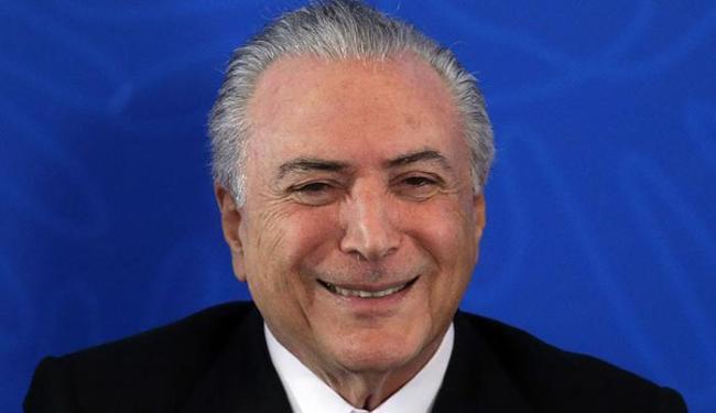 A economia do Brasil no governo Temer é vista positivamente pelos brasileiros - Foto: Eraldo Peres | Ap Photo