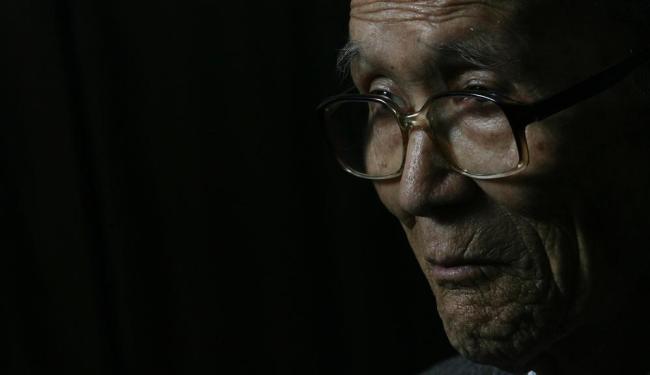 Tomio Kikuchi, 90, foi o responsável por divulgar a macrobiótica no Brasil - Foto: Lúcio Távora | Ag. A TARDE
