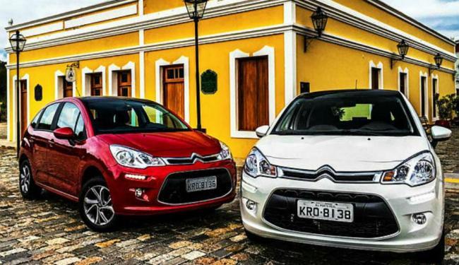 Citroën instala motor 1.2, de três cilindros, no hatch C3 - Foto: Divulgação