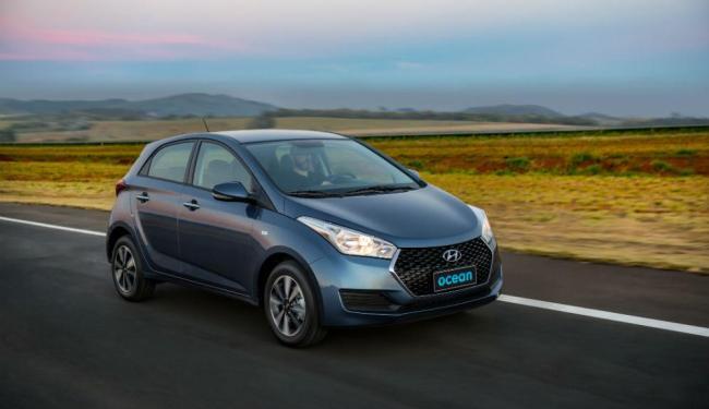 HB20 ganha série especial com apenas 6000 unidades - Foto: Hyundai