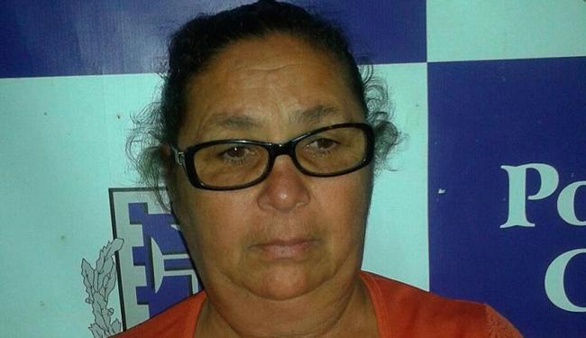 Mulher informou que dinheiro seria do filho que mora em São Paulo - Foto: Ascom | Polícia Civil