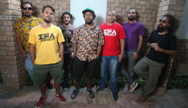 O primeiro álbum da I.F.Á. Afrobeat será lançado neste ano - Foto: Lúcio Távora | Ag. A TARDE
