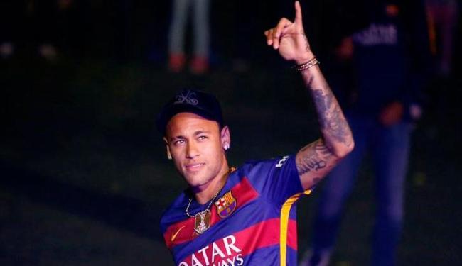 O contrato entre Neymar e Barcelona só poderia ser avaliado pela esfera civil - Foto: Neymar