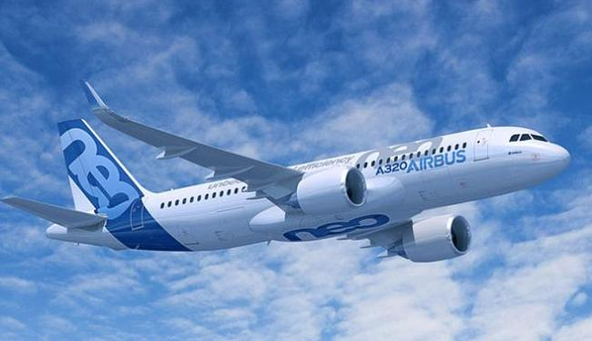 Novas aeronaves Airbus A320neo - Foto: Divulgação