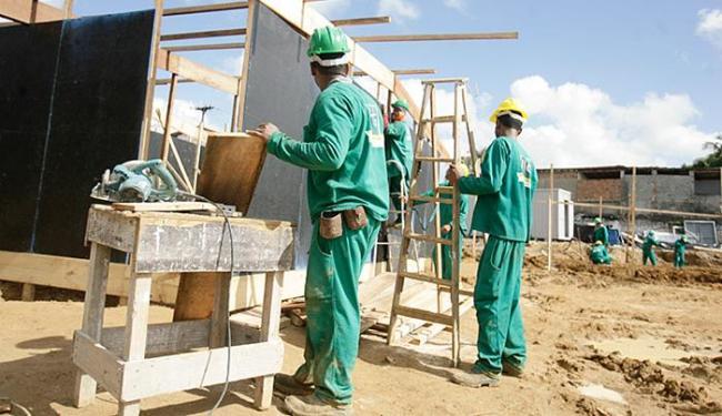 Previsão é que a obra seja finalizada em até dois anos - Foto: Joá Souza l Ag. A TARDE