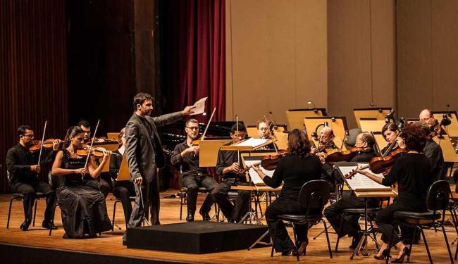 Representantes da música erudita baiana discutem soluções - Foto: Maurício Serra   Divulgação